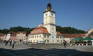 Visit the CROWN City - Brasov City Walking Tour