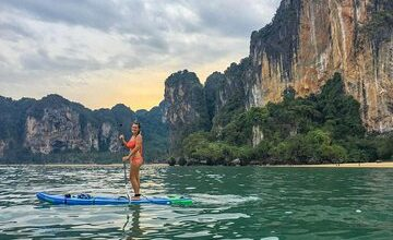 Krabi Stand Up Paddleboard Lesson