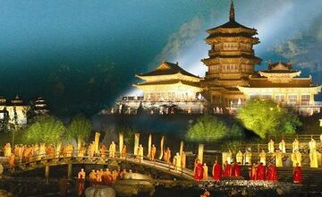 Private Tour to Songyang Academy and Shaolin Temple with Zen Music Ceremony from Zhengzhou