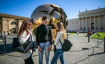 Exclusive Private Vatican Sistine Chapel Tour St. Peter Basilica w Hotel Pick Up