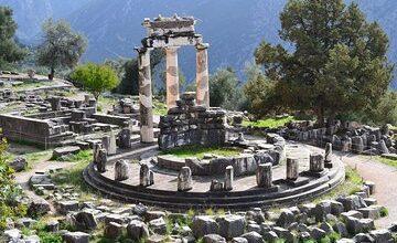 Visit Delphi in a full day private tour