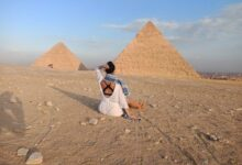 41 112 220x150 - Giza Pyramids & Sphinx Half Day Private Tour