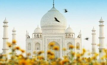 Full Day Agra Taj Mahal , Agra Fort & Baby Taj From Delhi