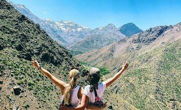 Full Day trek to Atlas Mountains from Marrakech