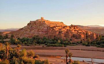 Day tour from Marrakech to Ait Benhaddou