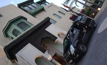 Private transfer fes to Marrakech