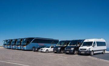 Private Airport/Ferry Port Transfer to any Hotel in Perissa & Perivolos Village