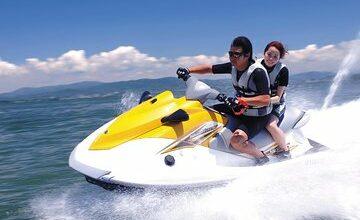 Parasailing, Banana Boat & Jet Ski Tour In Tanjung Benoa