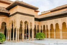 93 90 220x150 - Alhambra palace Private tour with private local guide and admission tickets