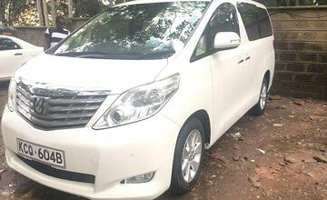 Private Luxury car hire for transfer from Nairobi to Arusha