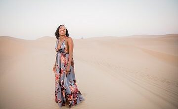 30 Minute Private Vacation Photography Session with Local Photographer in Dubai