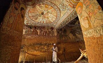 Rock hewn churches of Tigray