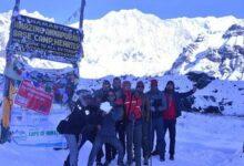 14-Day Annapurna Base Camp Trek in Kathmandu