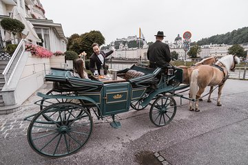 Riding Dinner SBG - horse-carriage ride incl. Austrian delicacies (SparkSight.)