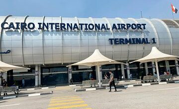Luxury Pickup from Cairo Airport