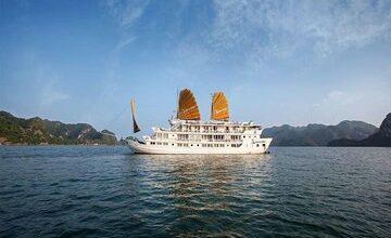 Halong Bay 3 Day 2Night Overnight on Aphrodite Cruise 5 Star