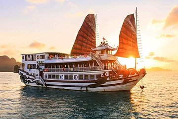 Royal Palace Cruise 3 Days 2 Nights On Cabin Boat